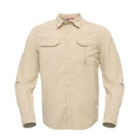 The North Face Mens Long Sleeve Sequoia Shirt