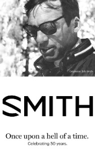 Smith once upon a hell of a time, celebrating 50 years
